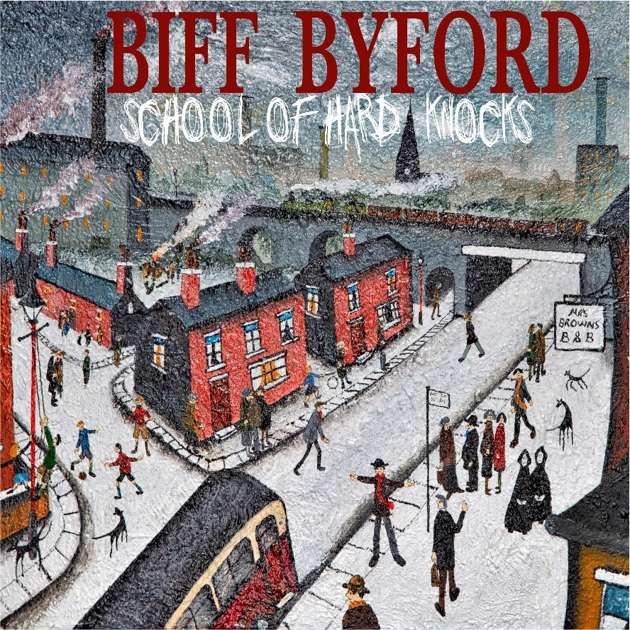 Le nouveau single de Biff Byford