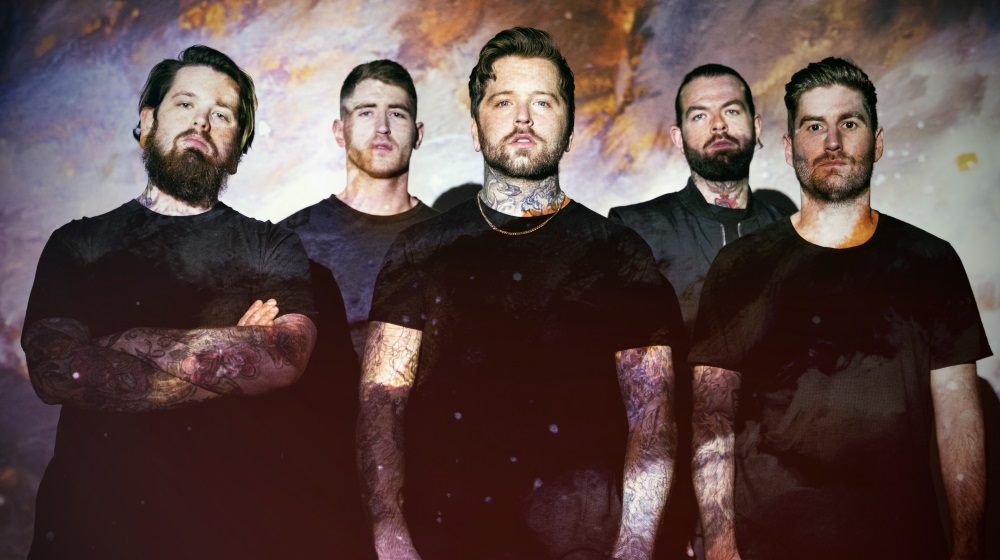 Bury Tomorrow : Nouvel album