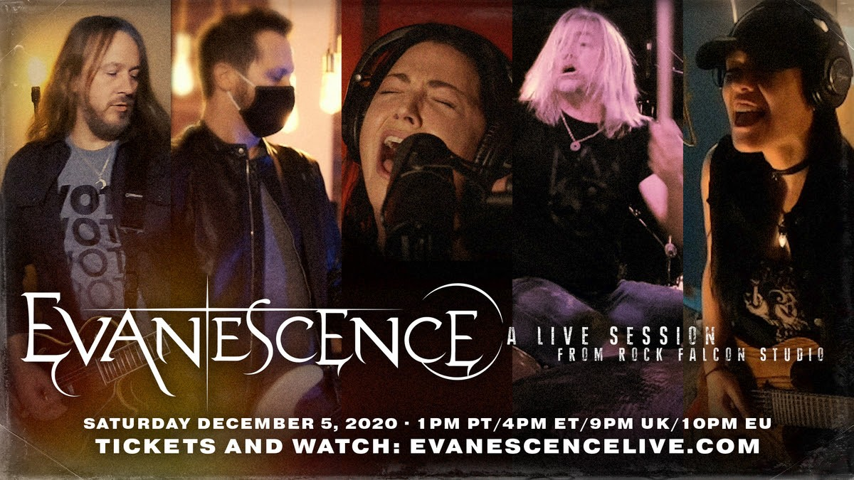 Evanescence - Live Session