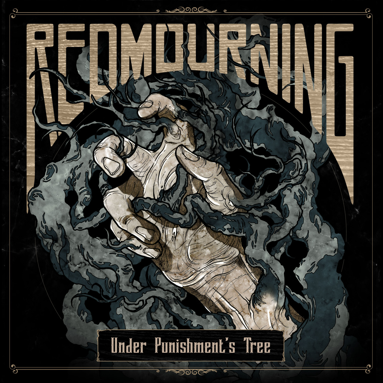 "RED MOURNING News/ Vidéo "" Blue drums"""