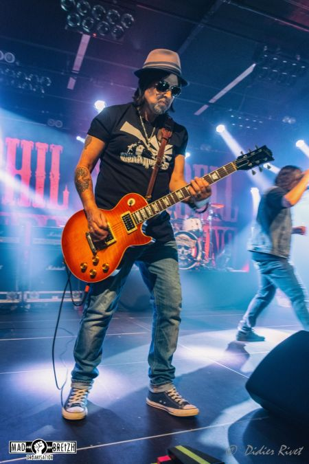 Phil Campbell   the Bastard Sons Boisseuil2019 Copyright Didier Rivet